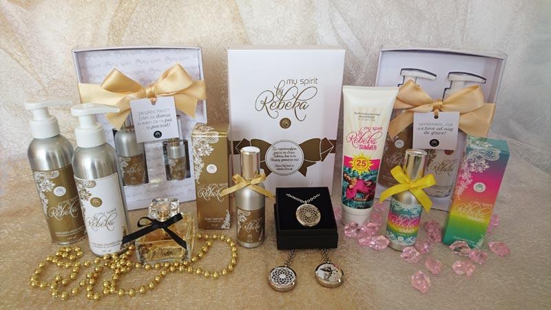 Darila - parfumi in medaljoni