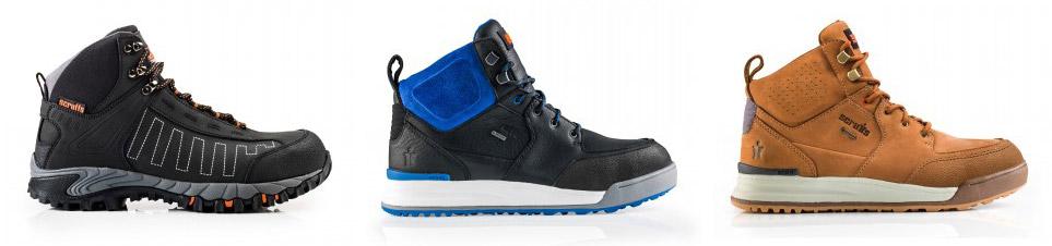 Zaščitna delovna obutev