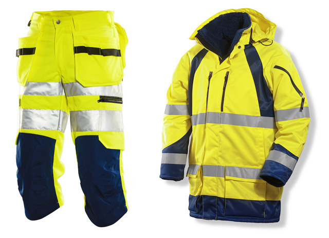 Zaščitna odsevna oblačila