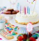 Praznovanje rojstnega dne – prigrizki za otroke