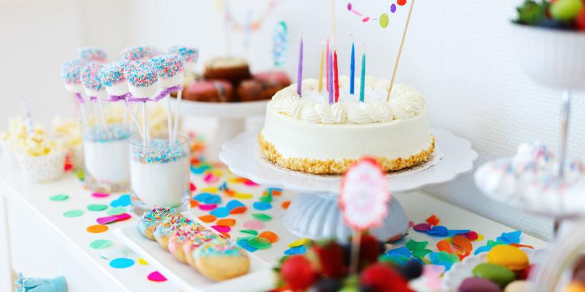 Prigrizki za rojstni dan