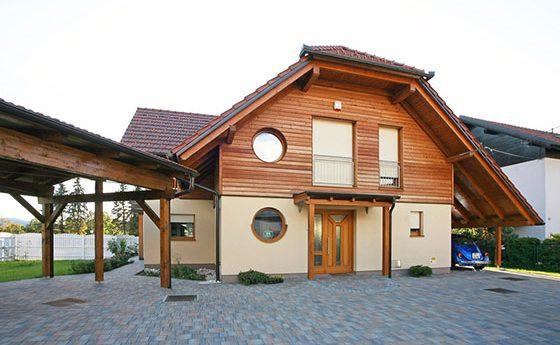 Montažna hiša - Ljubljana
