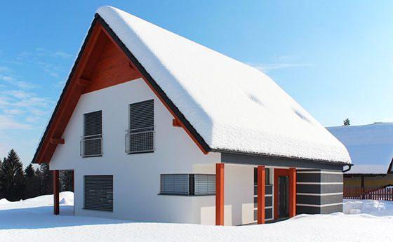 Montažna hiša - Lokovica