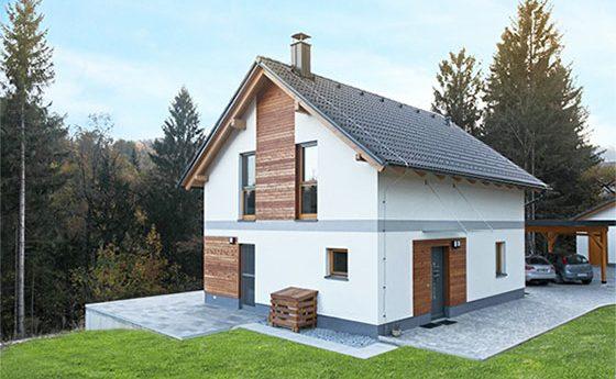 Montažna hiša - Medvode