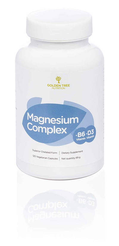 Golden Tree Magnesium Complex