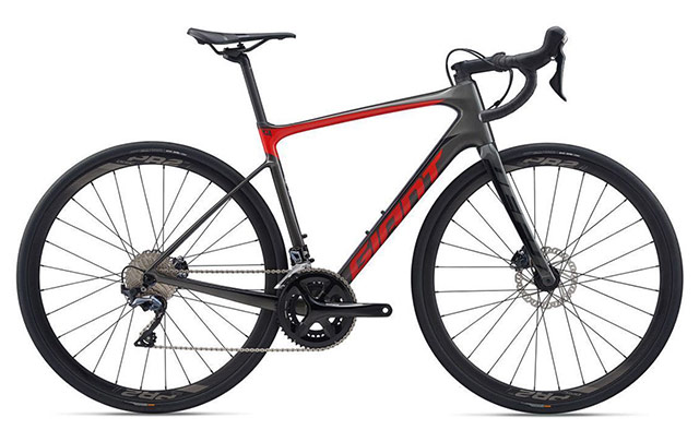 Cestno kolo Giant Defy Advanced 1
