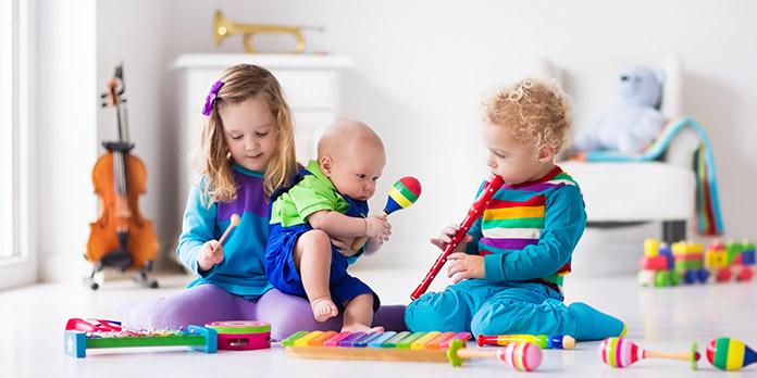 Otroška glasbila